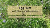 Egg Hunt: a rhythm practice game Ta and Titi