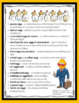 IDIOMS UNIT: Idioms Activity, Idioms, Idiom Worksheets, Literacy Center