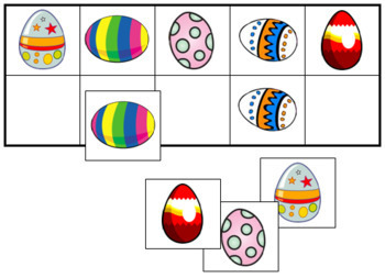 Egg Match-Up and Memory