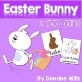 CVCe Word Game:  Easter Bunny