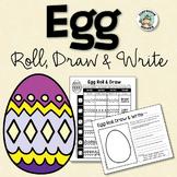 Egg Roll, Draw & Write