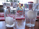 Egg, Salt and Water Trick (OBJECT LESSON)