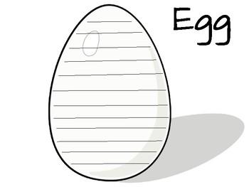 Egg Shape Poetry