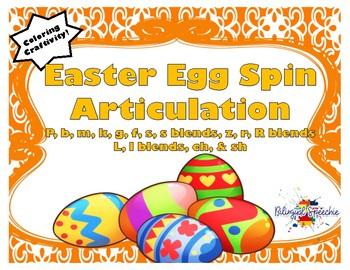 Easter Egg Spin Articulation!!!!