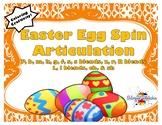Easter Articulation - Easter Egg Spin