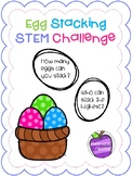 Egg Stacking STEM Challenge