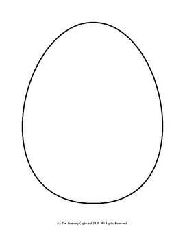 Egg Template!