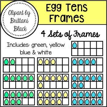 Egg Tens Frames