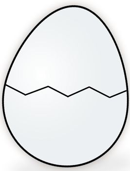 Egg Theme Graphic Organizer