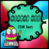 Easter Egg STEAM Towers