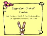 Egg-celent Choice?! Clip Freebie