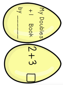Egg celent Math and Literacy Activities
