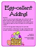 Egg-cellent Adding (Spring Adding Practice)