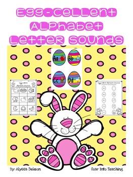 Egg-cellent Alphabet Letter Sounds