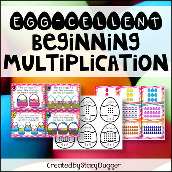Egg-cellent Beginning Multiplication