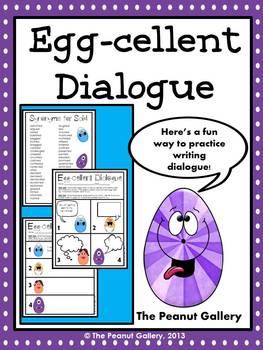 Egg-cellent Dialogue