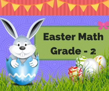 Egg-cellent Easter Math Worksheets for Grade 2