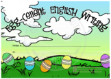 Egg-cellent English Writing
