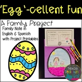 Egg-cellent Fun (A Family Project for March/April)