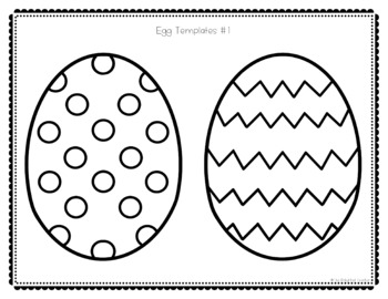 Egg-cellent Inferences {Lift-the-Flap, Interactive Easter Activity & SCOOT}
