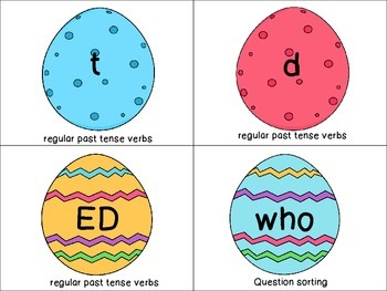 Egg-cellent Language Easter Egg Hunt