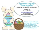 Egg-cellent Language Easter Egg Hunt