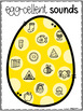Egg-cellent Letters and Numbers Easter Activity Mats