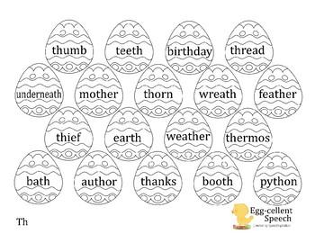 Egg-cellent Speech