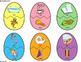 Egg-cellent Springtime Minimal Pairs Game