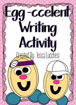 Egg-cellent Writing Activity