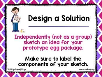 STEM Challenge: Egg Drop Grades 5-8 -  SMART Board