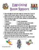 Egg-citing Book Report Project