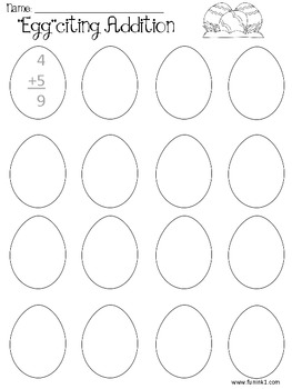 Egg-citing Centers and Activities