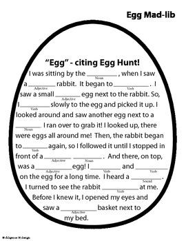 """""""Egg""""-citing Egg Hunt!"""