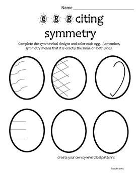 Egg-citing Symmetry