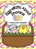 Egg-static About Phonics {Spring Themed Long & Short Vowel Centers}