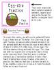 Egg-stra Practice fact Family Math Center