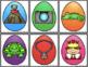 Egg-y Syllable Literacy Center