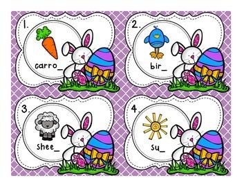 """""""Egg""""celent Ending Sounds {FREE}"""