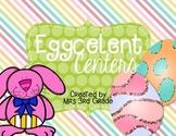 """Egg""celent Math Centers"