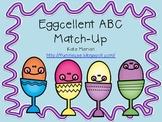 Eggcellent ABC Match Up