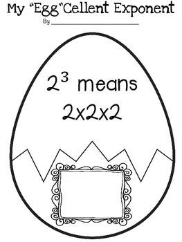 """Egg""cellent Exponents"