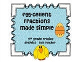 Eggcellent Fractions Made Simple
