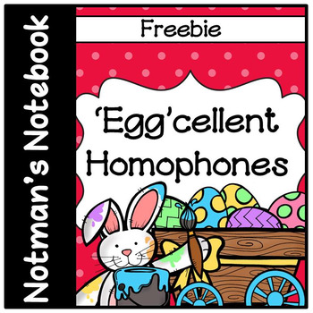 'Egg'cellent Homophones