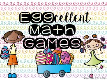 Eggcellent Math Games