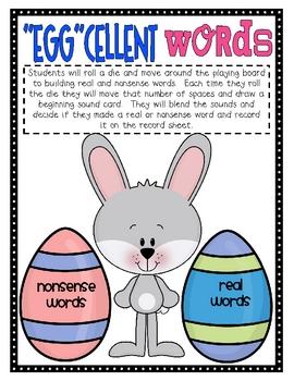 """""""Egg""""cellent Words"""