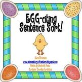 Eggciting Sentence Sort