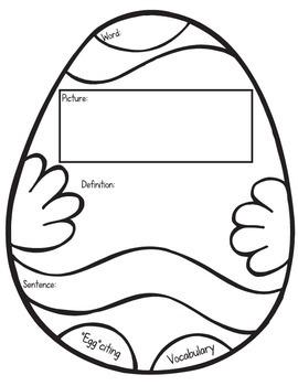 """""""Egg""""citing Vocabulary"""