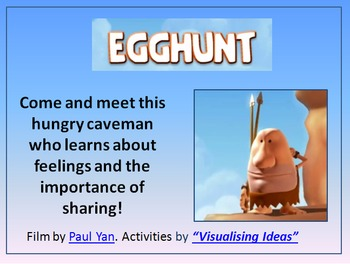 Egghunt - Learning about sharing & feelings