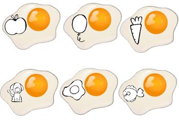 Eggs Beginning Sounds
